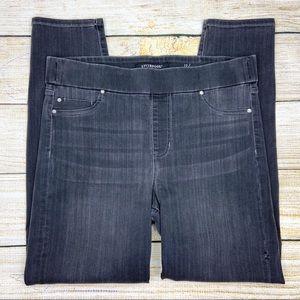 LIVERPOOL Gray The Slim Denim Legging Skinny Jeans